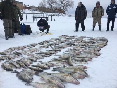 Понад 174 тис. грн збитків завдали порушники на Кременчуцькому водосховищі, - Черкаський рибоохоронний патруль